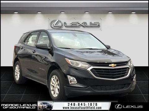 Used 2018 Chevrolet Equinox LS