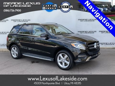 Used 2016 Mercedes-Benz GLE GLE 350