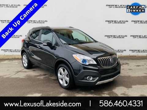 Used 2016 Buick Encore Convenience