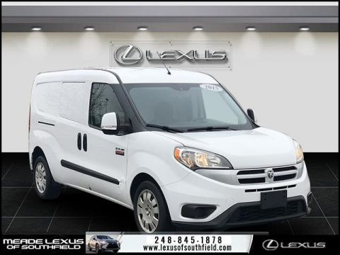 Used 2015 Ram ProMaster City SLT